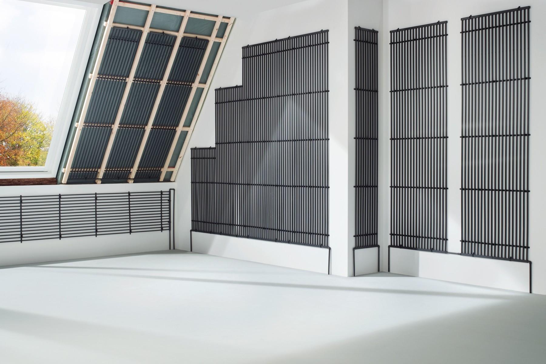 Dachgeschoss heizen und kühlen - BVF