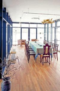 Wunschfußboden mit Fußbodenheizung im Traumhaus