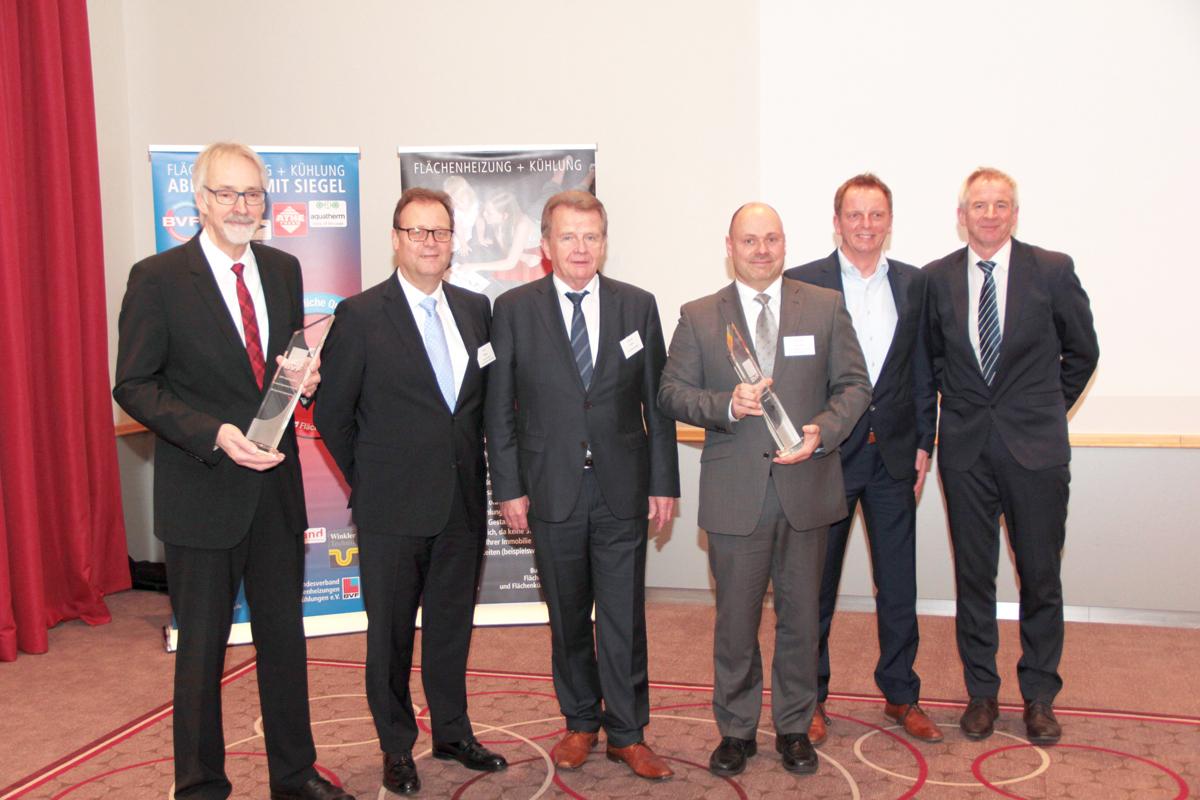 Verleihung BVF Award 2017
