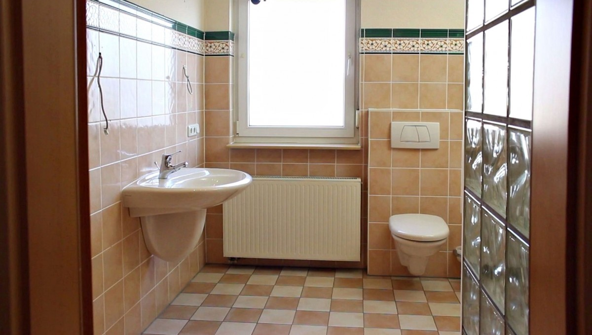 Wohlfuhlen Beginnt Im Bad Renovierung Mit Aeg Fussbodentemperierung