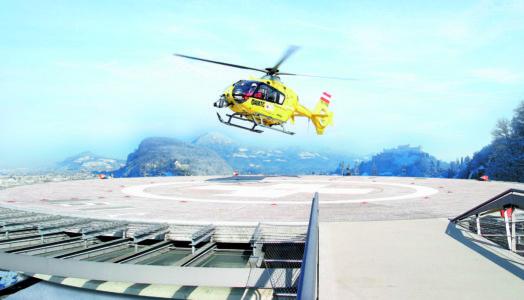 SALK_Hubschrauberlandeplatz