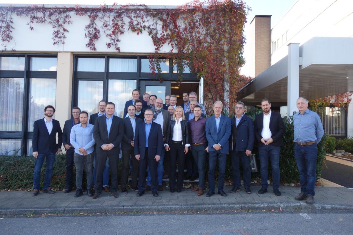 Fachgruppe Kühl- und Heizdecken im BVF