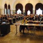 Zum Diesjährigen BVF-Symposium Kamen Rund 110 Teilnehmer.