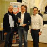 BVF-Award-Gewinner Mfh Systems (v.l.n.r.): Achim Nierbeck, Andreas Piephans, Daniel Schuschan (alle Mfh Systems GmbH)