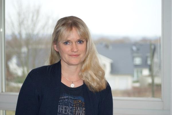 Annette Grimm, Projektleiterin Marketing elektrische Flächenheizung beim BVF e.V.