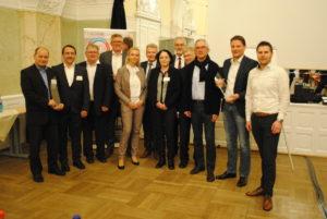 Der Bundesverband Flächenheizungen und Flächenkühlungen verleiht einmal im Jahr den BVF-Award. Der Preis steht für Qualität und Zukunftsfähigkeit der Produkte.
