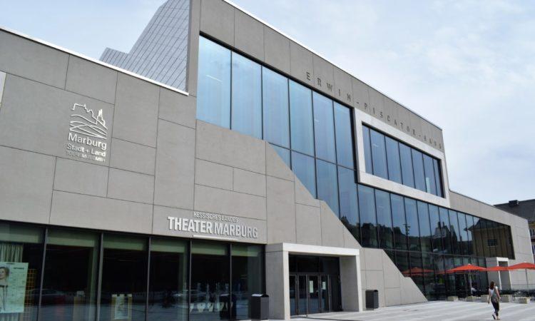 Im Juni 2016 Eröffnete In Marburg Nach Drei Jahren Umbauzeit Das Erwin-Piscator-Haus Seine Pforten Wieder. (Fotos: Roth Werke GmbH)