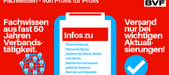 Der BVF Newsletter, Komprimiertes Fachwissen Von Profils Für Profis.