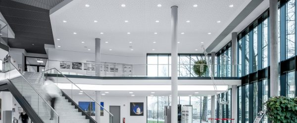 Liebherr Verwaltungsgebäude, Rainer Täpper Architekturfotografie