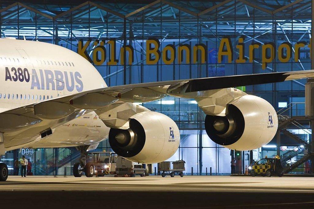 Köln Bonn Flughafen Rewe
