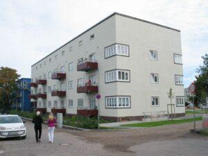 Die BLUEMATs der GeoClimaDesign AG ermöglichen Denkmalschutz und altersgerechtes Wohnen in Magdeburg