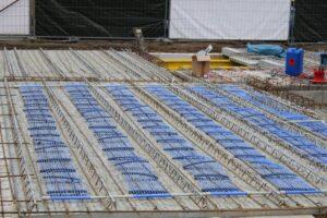 Thermische Bauteilaktivierung mit dem GeoClimaDesign-System in neuer Musikschule in Bad Saarow