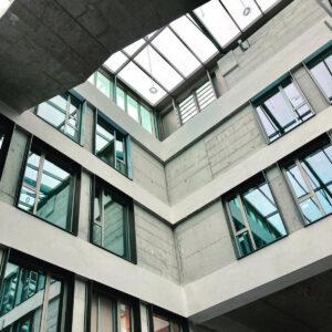 Fußbodenheizung von ROTH für die Goetheschule Wetzlar