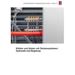 Richtlinie 15.9 Kühlen und Heizen mit Deckensystemen: Hydraulik und Regelung